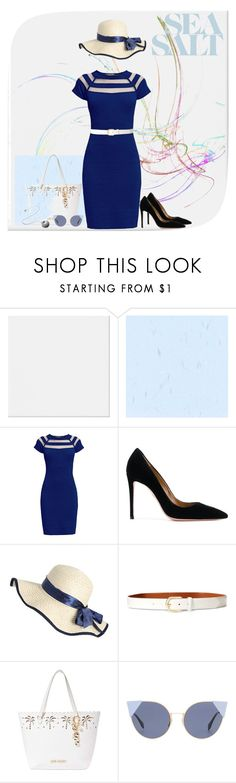 """""""Untitled #54"""" by picturemedead ❤ liked on Polyvore featuring Rumour London, Aquazzura, Lauren Ralph Lauren, Betsey Johnson and Fendi"""