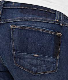 Flying Monkey Flare Stretch Jean - Women's Jeans in Ocean Waves Denim Jeans Men, Slim Jeans, Looks Jeans, Flying Monkey, Stretch Jeans, Fashion Pants, Skinny, Pocket Detail, Bath Towels
