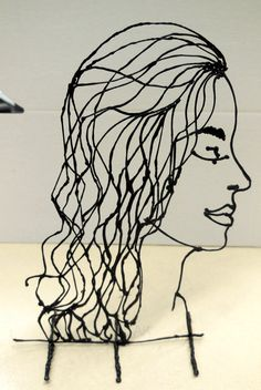 Simple standing sketch #3doodler #madewith3doodler #whatwillyoucreate