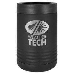 Laser engraved can cooler with a logo or text of your choice. These double-walled vacuum insulated can coolers keep your drink cold for HOURS! Makes the perfect gift! Cool Laser, Felt Tip Markers, Polaroid, Company Gifts, Drink Holder, Can Holders, Black Stainless Steel, Laser Engraving, How To Take Photos