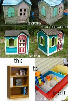 Cats Toys Ideas   Lots Of Great Upcycling Ideas For Kids Backyard Areas.    Ideal Toys For Small Cats