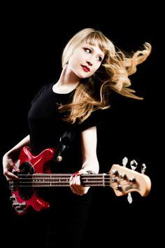Rockin' the bass