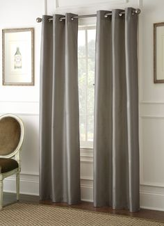 Black Out Curtain Panel