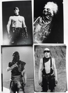 MAD MAX: FURY ROAD - Four Leaked Character Photos
