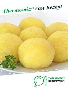 René s Kartoffelknödel von Regionalrekord Rene. Ein Thermomix ® Rezept aus der Kategorie Beilagen auf www.rezeptwelt.de, der Thermomix ® Community.