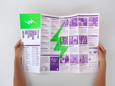 Poster and programme for Latin American Design Festival by IS Creative Studio Editorial Design Layouts, Leaflet Design, Booklet Design, Print Layout, Layout Design, Design Design, Mises En Page Design Graphique, Folders, Schedule Design