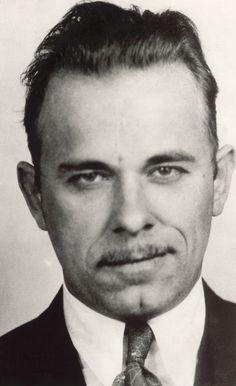 """Everybody Lie down on the floor and keep calm.""  John Dillinger"