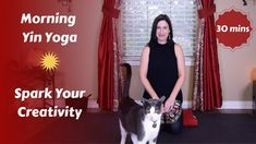 Morning Yin Yoga to Spark Your Creativity {30 mins}