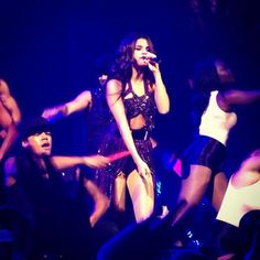 selena gomez stars dance tour houston - Google Search