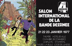 Bado, le blog: Les affiches du Festival de la BD d'Angoulême (1)