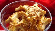 Etoiles apéritives, pavot et sésame, pour un réveillon enchanté ! Apple Pie, Macaroni And Cheese, Appetizers, Nouvel An, Ethnic Recipes, Buffet, Desserts, Pizza, Food