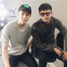 - 《161208》 Danylcg Instagram update with Sehun. --♡-- {#sehun || #oohsehun || #ohsehun || #exo || #오세훈 || #세훈 || #엑소 || #セフン || #吴世勋 || #世勋 @oohsehun}