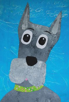 Dog - (Replace Eric Carle lesson)