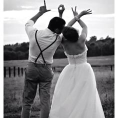 Great wedding shot idea....