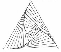 Image result for traingle lattice sculpture
