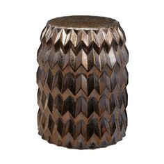 Found It At AllModern   Hoisington Chevron Bullet Stool · Ceramic  StoolCeramic Garden ...