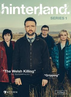 HINTERLAND SERIES 1.  A detective drama series set in Aberystwyth against the backdrop of mountainous terrain, isolated farms and close-knit villages.  http://ccsp.ent.sirsi.net/client/hppl/search/results?qu=HINTERLAND+MALI&te=&lm=HPLIBRARY&dt=list