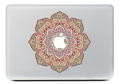 "NetsPower® New Fashion Motif Coloré Vinyle Sticker Power-up Art Noir pour Apple MacBook Pro / Air 13 ""15"" pouces - Unite"