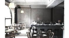2012 Eat-Drink-Design Awards Best Restaurant Design [Joint winner] The Apollo by George Livissianis Interior/Architecture in Potts Point, Sydney, Australia