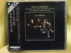 CD/Japan- CRANBERRIES, THE Everybody Else Is Doing +6 bonus trx w/OBI RARE 2002 #PopRock
