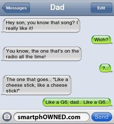 Awkward Parents - Autocorrect Fails and Funny Text Messages - SmartphOWNED