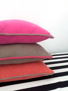 A fantastic TERRY collection has arrived! As seen on our Pinterest board Bold Colorful Decor Ideas and Cushions! Click on the link below to view