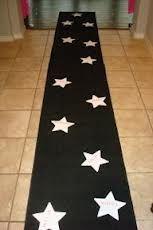 stars on the floor
