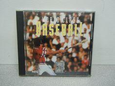 World Class Baseball TurboGrafX 16