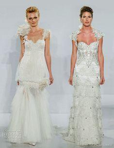Pnina Tornai Wedding Dresses 2012 | Wedding Inspirasi