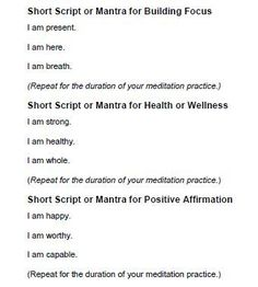 Four guided meditation scripts & meaningful mantras :) Guided Meditation, Meditation Mantra, Guided Relaxation, Meditation Scripts, Relaxation Meditation, Meditation Benefits, Healing Meditation, Meditation Practices, Mindfulness Meditation
