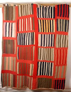 Anonymous Works: African American Quilts