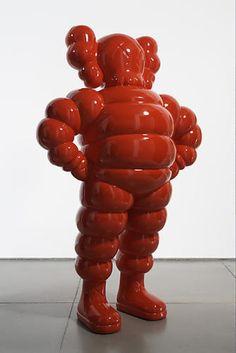 Kaws, 2009 Courtesy Galerie Perrotin