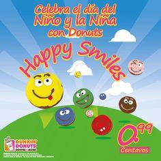 Un dulce para celebrar con una sonrisa. Feliz Día del niño.#Díadelniño