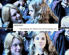 Even though I like Romione better I still ship Fremione if Fred didn't die