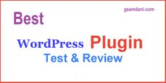 Many search to get best WordPress plugins , but some of them find .  In this case here you may get your expected plugins