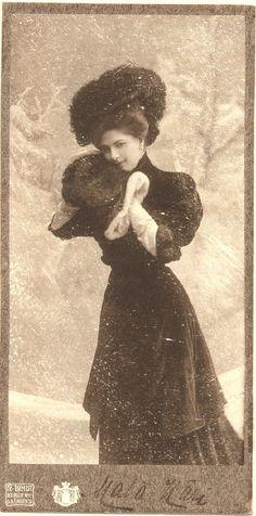 carolathhabsburg:  Mata Hari. Early 1900s.
