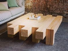 15 DIY Woodworking Table Ideas For Your Living Room – Furniture Ideas