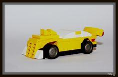yellow grand tourer miniscale 1 | by teizetzet