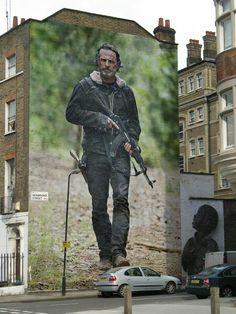 Rick Grimes - season 5 (edit I did on Photofunia)