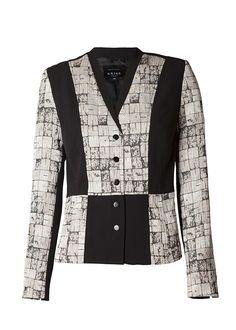 JACKA HERTA Blazer, Sweaters, Jackets, Women, Fashion, Down Jackets, Moda, Women's, Sweater