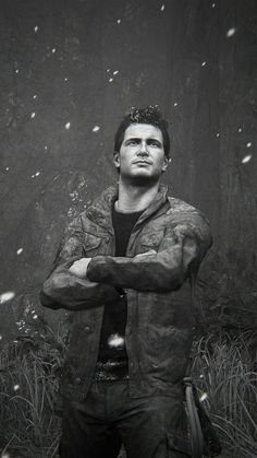 B&W run. #uncharted #uncharted4 #uncharted4athiefsend #nathandrake #samualdrake #naughtydog #ps4 #playstation #playstation4 #ps4share #videogames