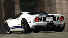 2006 Ford GT (Gran Turismo by Vertualissimo on DeviantArt Ford Gt40, Custom Muscle Cars, Custom Cars, Ford Gt 2005, Dream Car Garage, Car Racer, Car Mods, Tuner Cars, Us Cars