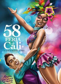 Despida el Año Bailando al Ritmo de Salsa en la Feria de Cali 2015 - http://revista.pricetravel.co/festividades/2015/11/27/feria-de-cali-2015/