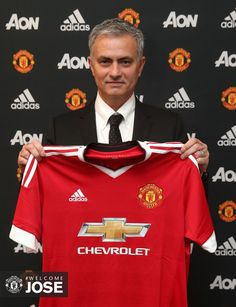 Manchester United announce Jose Mourinho as manager on Friday 27th May 2016