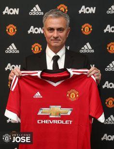 Welcome Jose Mourinho!