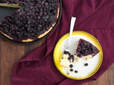 Upside Down Blueberry Muffin Recipe   Serious Eats