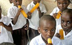 Equatorial Guinea, darling kids!!
