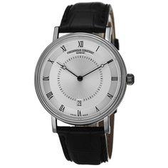 Frederique Constant Slimline Classics Leather Men's Watch FC-306MC4S36
