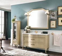 #Eban #composizione Rachele #157   su #casaebagno.it a 2238 Euro/set   #composiozioni #mobili #bagno #arredamento #design