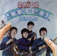 Beatles - Rock 'n' Roll Music. The first album I ever listened to... we had it on cassette